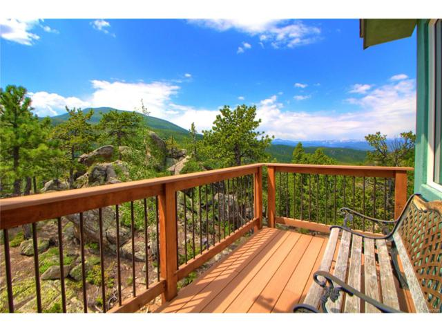 270 W Rudi Lane, Golden, CO 80403 (MLS #3922572) :: 8z Real Estate