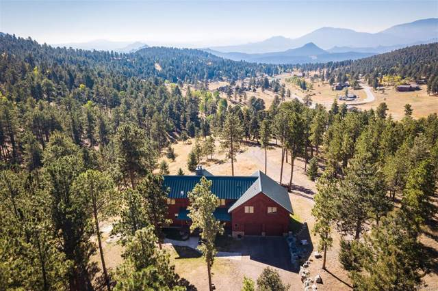 25987 Richmond Hill Road, Conifer, CO 80433 (#3922766) :: Berkshire Hathaway Elevated Living Real Estate