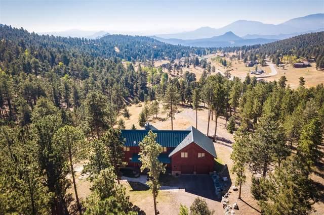 25987 Richmond Hill Road, Conifer, CO 80433 (MLS #3922766) :: 8z Real Estate