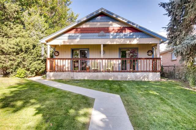 4146 S Bannock Street, Englewood, CO 80110 (#3922775) :: Colorado Home Finder Realty
