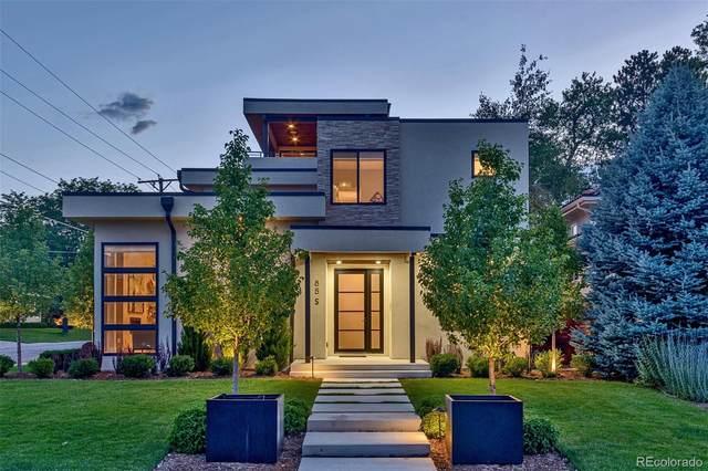 85 S Grape Street, Denver, CO 80246 (#3922994) :: Relevate | Denver