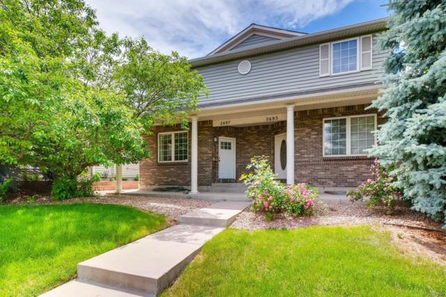 2687 S University Boulevard, Denver, CO 80210 (#3923010) :: Wisdom Real Estate