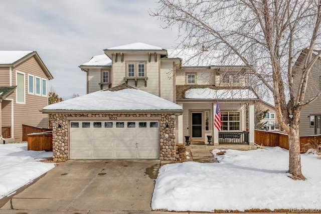 9233 W Finland Drive, Littleton, CO 80127 (MLS #3923197) :: 8z Real Estate