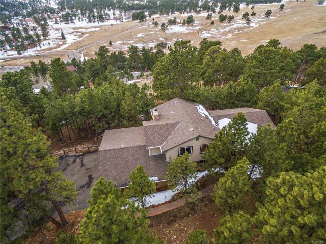 2857 Hiwan Drive, Evergreen, CO 80439 (#3924078) :: Berkshire Hathaway Elevated Living Real Estate