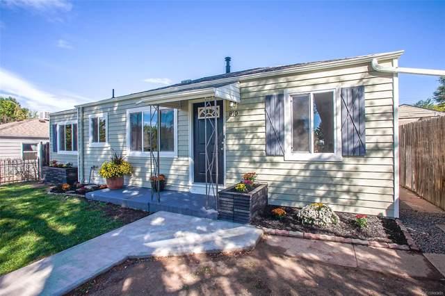 810 Newton Street, Denver, CO 80204 (MLS #3924244) :: 8z Real Estate