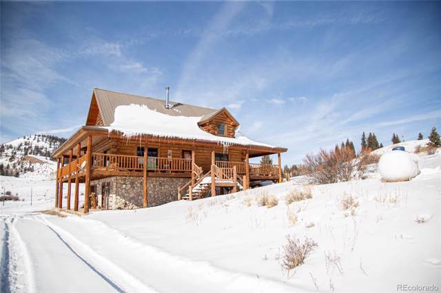 115 Dabney Drive, Creede, CO 81130 (#3924342) :: Chateaux Realty Group