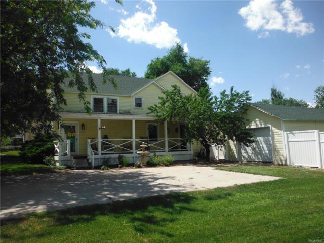 972 4th Street, Limon, CO 80828 (#3924607) :: The HomeSmiths Team - Keller Williams