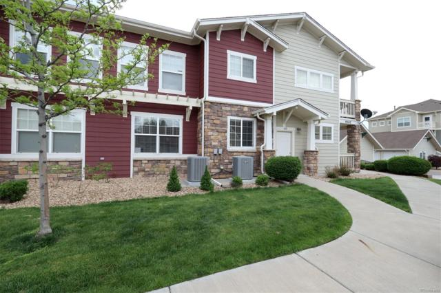 9387 Ashbury Circle #103, Parker, CO 80134 (#3924845) :: The Griffith Home Team