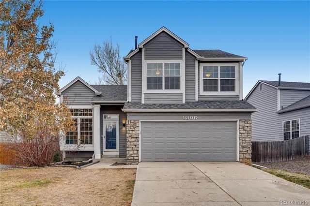 5306 E Hamilton Avenue, Castle Rock, CO 80104 (#3925188) :: Briggs American Properties