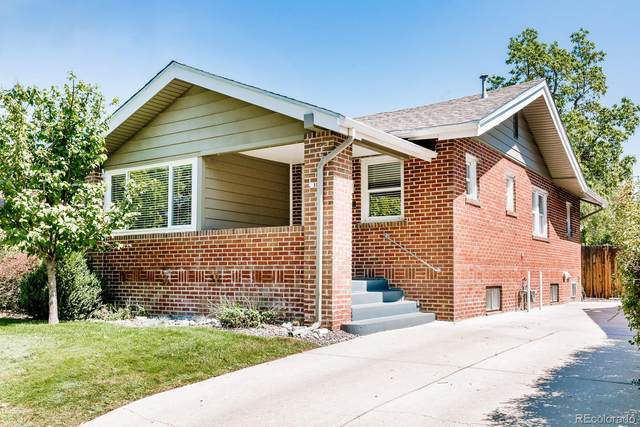 2626 N Elizabeth Street, Denver, CO 80205 (#3925485) :: Chateaux Realty Group