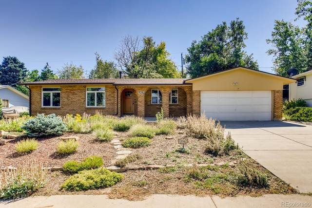 13562 W Dakota Avenue, Lakewood, CO 80228 (MLS #3925554) :: Keller Williams Realty