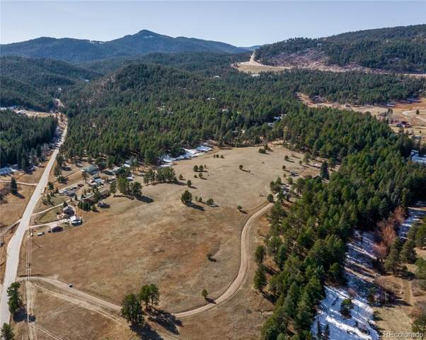 0000 S Turkey Creek Road, Morrison, CO 80465 (#3925617) :: Berkshire Hathaway Elevated Living Real Estate