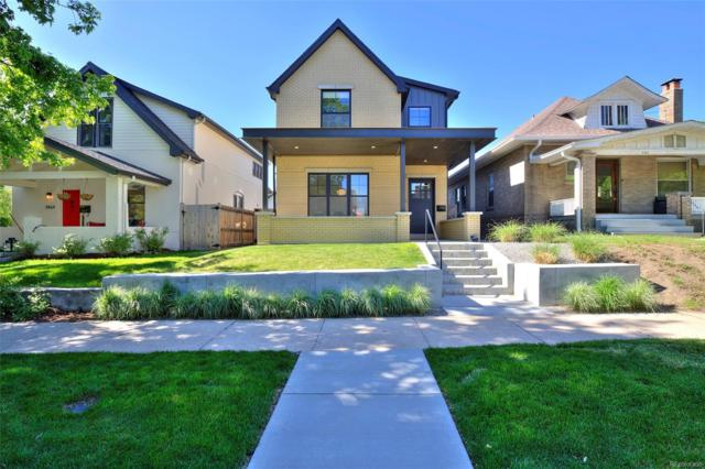 3470 W Hayward Place, Denver, CO 80211 (#3925792) :: Mile High Luxury Real Estate