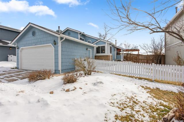 586 Longfellow Lane, Highlands Ranch, CO 80126 (#3926038) :: The Griffith Home Team
