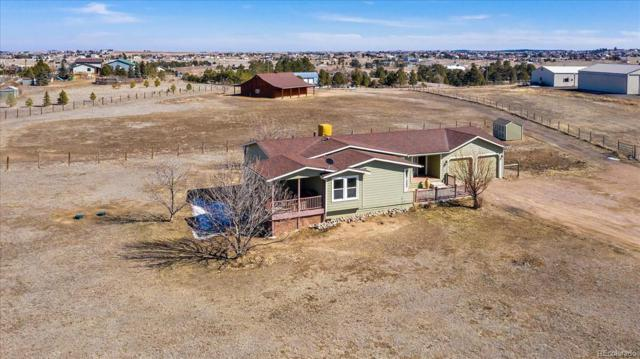42588 London Drive, Parker, CO 80138 (#3926171) :: The Heyl Group at Keller Williams