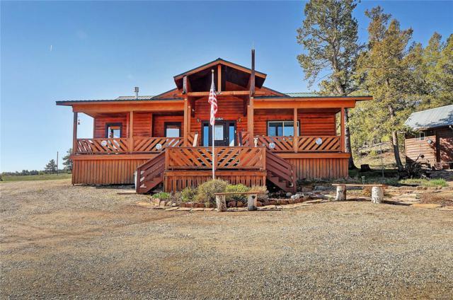 2916 Campfire Road, Hartsel, CO 80449 (MLS #3926235) :: Kittle Real Estate