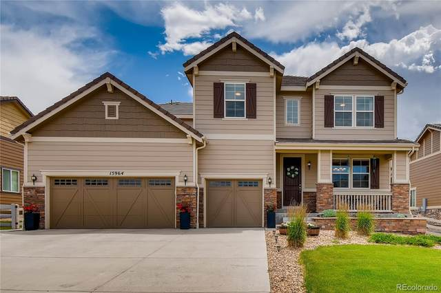 15964 Maroon Bells Drive, Broomfield, CO 80023 (#3926450) :: The Dixon Group