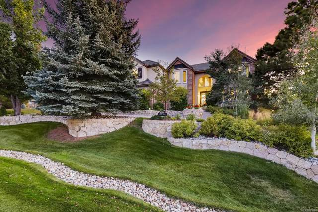 8588 Colonial Drive, Lone Tree, CO 80124 (#3926479) :: The HomeSmiths Team - Keller Williams