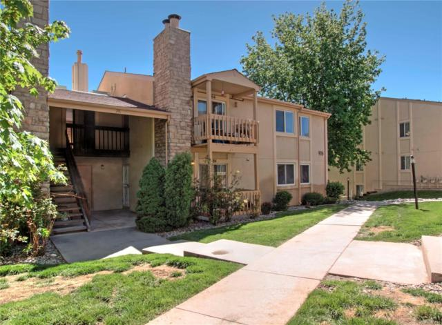 916 Tenderfoot Hill Road #104, Colorado Springs, CO 80906 (#3926550) :: House Hunters Colorado