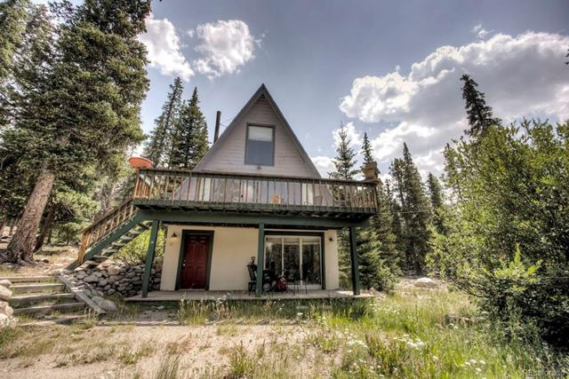 466 Gold Trail, Fairplay, CO 80440 (#3926777) :: Structure CO Group