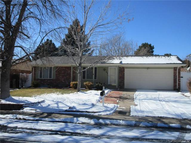 2163 S Ouray Street, Aurora, CO 80013 (#3926785) :: Realty ONE Group Five Star