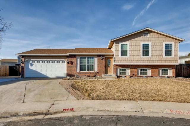 9365 Bellaire Street, Thornton, CO 80229 (#3926788) :: James Crocker Team