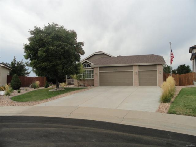 21645 Whirlaway Avenue, Parker, CO 80138 (#3927803) :: House Hunters Colorado