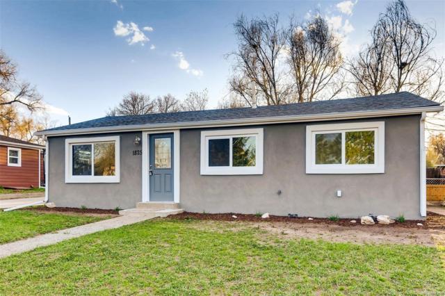 1825 Ingalls Street, Lakewood, CO 80214 (#3927850) :: House Hunters Colorado