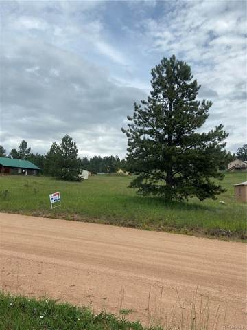 192 Duesouth Road, Florissant, CO 80816 (#3928095) :: Own-Sweethome Team