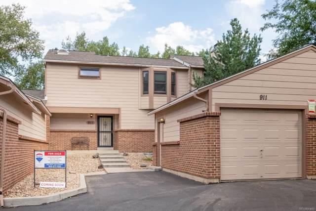 911 Homestake Drive, Golden, CO 80401 (MLS #3928195) :: 8z Real Estate