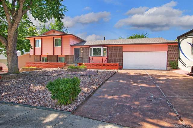 3345 Mira Loma Court, Colorado Springs, CO 80918 (#3928784) :: The Griffith Home Team