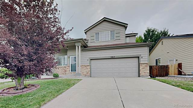 3817 S Kirk Court, Aurora, CO 80013 (#3928928) :: THE SIMPLE LIFE, Brokered by eXp Realty