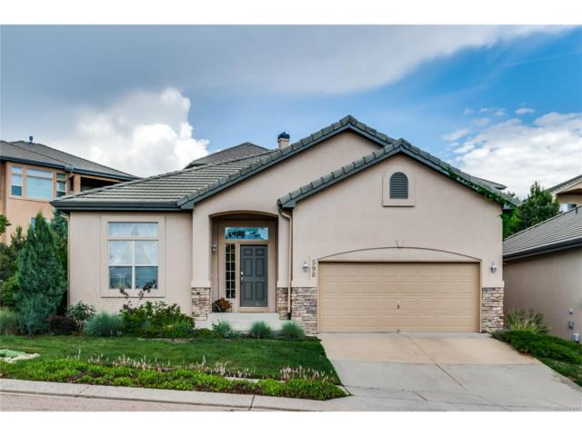 598 Orchestra Drive, Colorado Springs, CO 80906 (MLS #3929104) :: 8z Real Estate