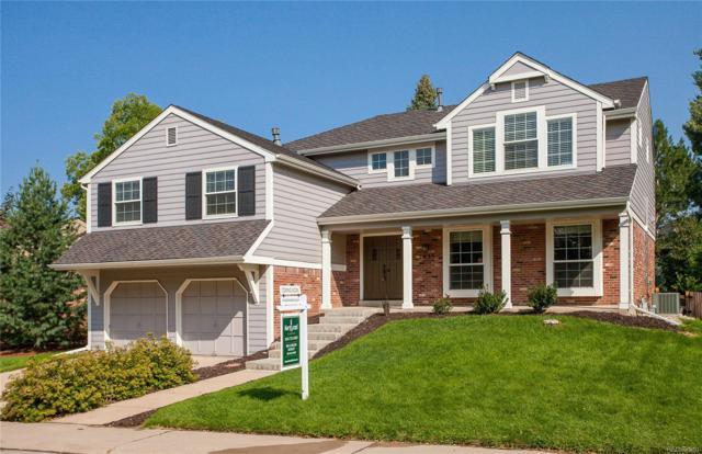 7039 E Hinsdale Place, Centennial, CO 80112 (#3929268) :: The Peak Properties Group