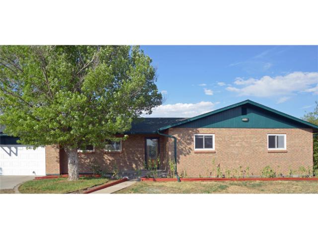 274 S Nelson Street, Byers, CO 80103 (MLS #3929686) :: 8z Real Estate