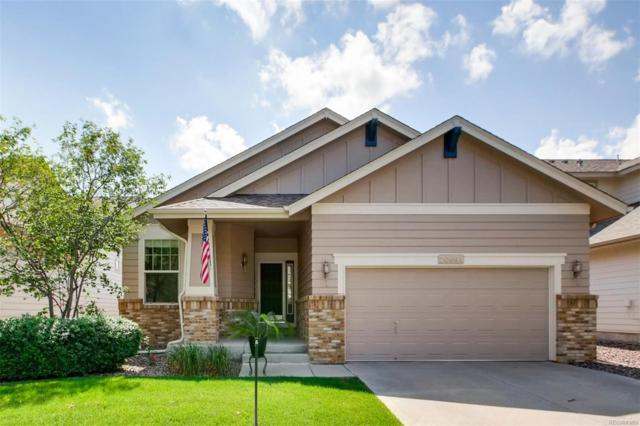 20594 E Lake Avenue, Centennial, CO 80016 (#3930110) :: The Tamborra Team