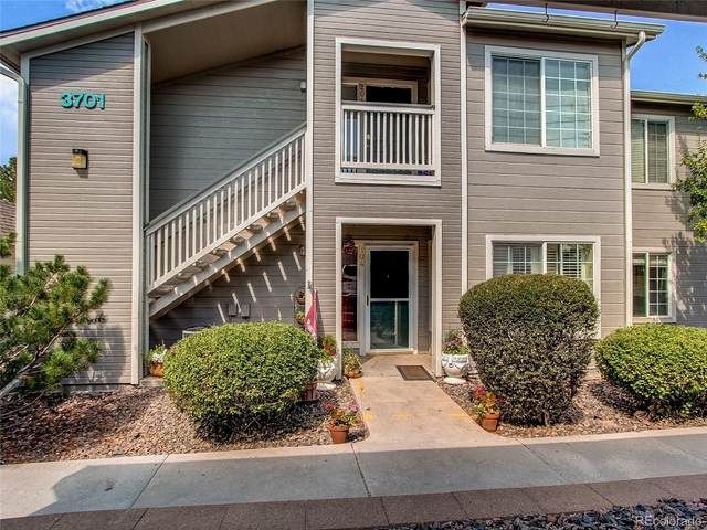 3701 Cactus Creek Court #104, Highlands Ranch, CO 80126 (#3930161) :: The Heyl Group at Keller Williams