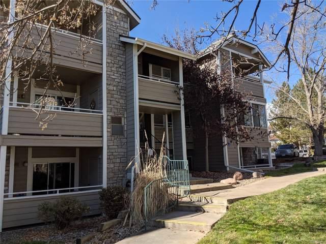 8378 S Upham Way C-205, Littleton, CO 80128 (MLS #3930575) :: 8z Real Estate