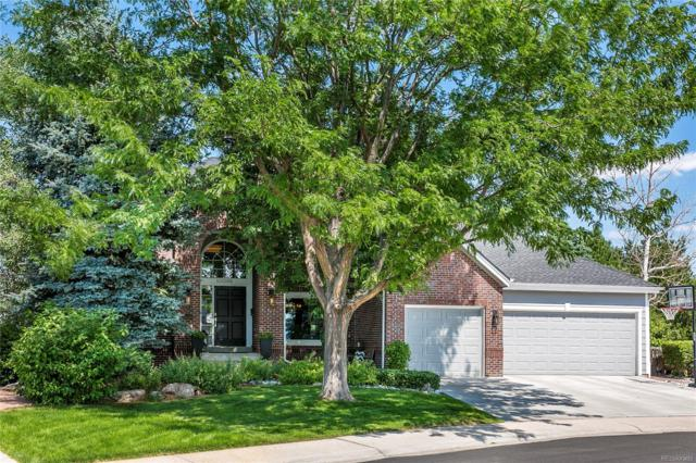 10066 Stratford Place, Highlands Ranch, CO 80126 (#3930996) :: House Hunters Colorado