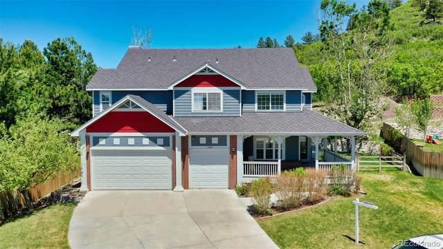 1394 Whitetail Drive, Castle Rock, CO 80104 (#3931200) :: The Griffith Home Team