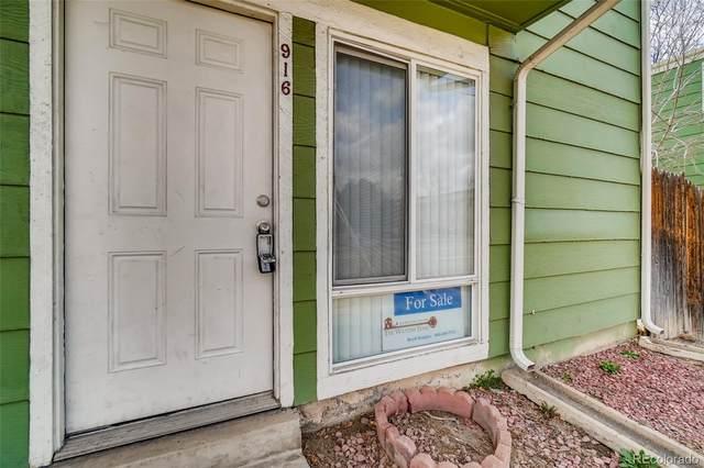 916 S Peoria Street, Aurora, CO 80012 (#3931265) :: Kimberly Austin Properties