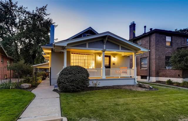 949 S Downing Street, Denver, CO 80209 (#3931276) :: The DeGrood Team