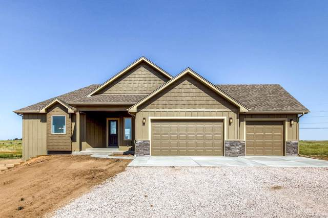 37700 Taire Trail, Elizabeth, CO 80107 (#3931482) :: The DeGrood Team