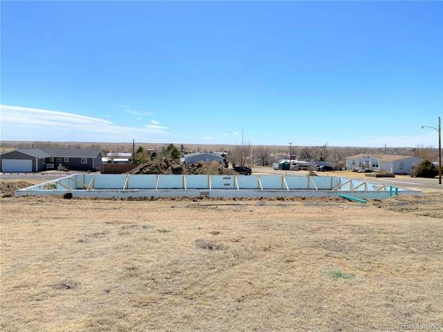 803 7th Street, Hugo, CO 80821 (#3931516) :: The Brokerage Group