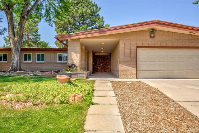 25 S Forest Street, Denver, CO 80246 (#3931592) :: 5281 Exclusive Homes Realty