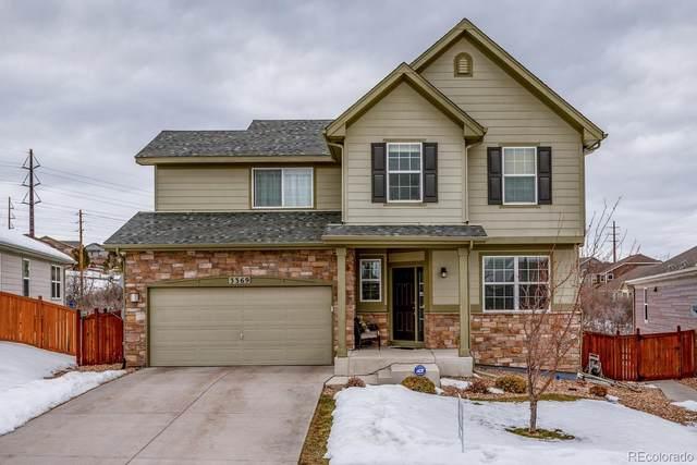 3369 Bonita Place, Castle Rock, CO 80108 (#3931612) :: Wisdom Real Estate
