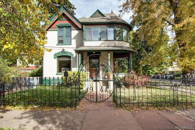 1941 E 23rd Avenue, Denver, CO 80205 (#3932086) :: You 1st Realty