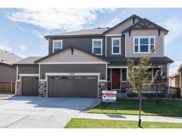 16864 E 111th Drive, Commerce City, CO 80022 (MLS #3932370) :: 8z Real Estate