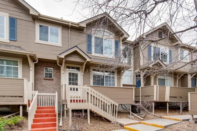 5555 E Briarwood Avenue #2103, Centennial, CO 80122 (MLS #3932594) :: 8z Real Estate