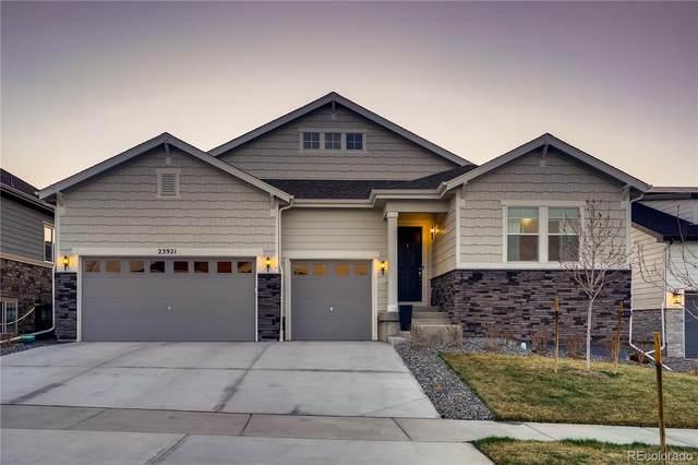 23921 E Tansy Drive, Aurora, CO 80016 (#3934329) :: HomeSmart